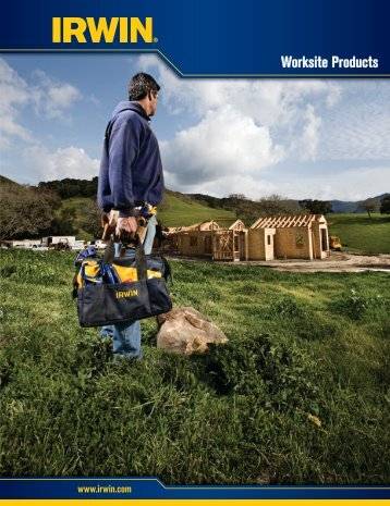Worksite Products - Irwin Tools