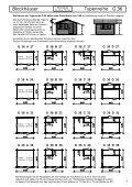G 39 A 30 G 39 B 30 G 39 C 30 G 39 D 30 G 39 A ... - Holzbau Hieber - Seite 7