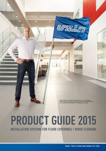 PRODUCT GUIDE 2015