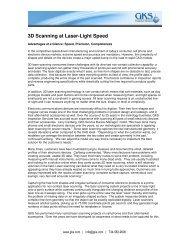 3D Scanning at Laser-Light Speed - Laser Design