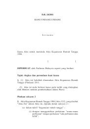 Keganasan Rumah Tangga (Pindaan) 1 D.R. 24/2011 RANG ...