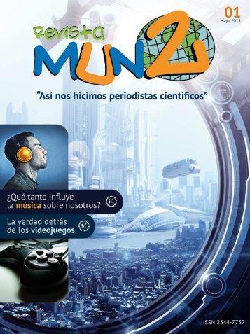 Revista Mun2 edición 1