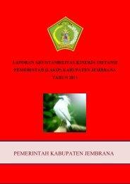 Tahun 2011 - Pemerintah Kabupaten Jembrana
