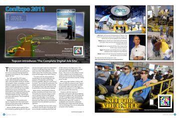 ConExpo 2011 - Topcon OEM Solutions - Topcon Positioning Systems