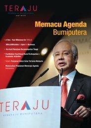 Edisi pertama / 2013 - TERAJU