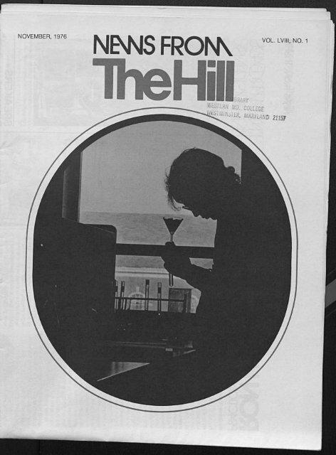 November 1976 Vol Lviii No1 Hoover Library
