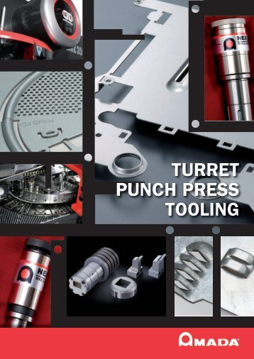 TURRET PUNCH PRESS TOOLING - Ama-Prom