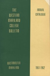 AnnUAL CATALOGUE - Hoover Library