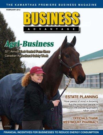 February 2012 - Admax Marketing