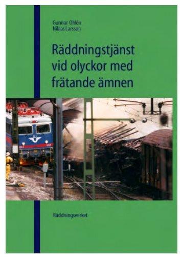 Räddningstjänst vid olyckor med frätande ämnen - RIB Bibliotek