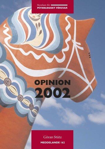 Opnion 2002
