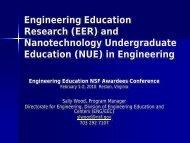IEECI 2009 - Virginia Tech Engineering Communications Center
