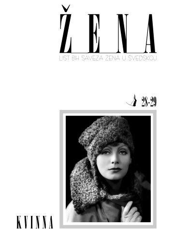 Zena-Kvinna 28-29 - Žena-Kvinna
