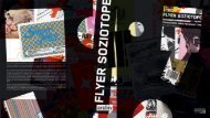 Buch Preview - Flyer Soziotope