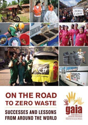 On the Road to Zero Waste