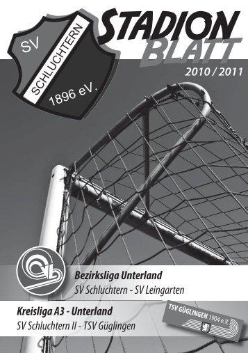 SV Leingarten - Förderverein des