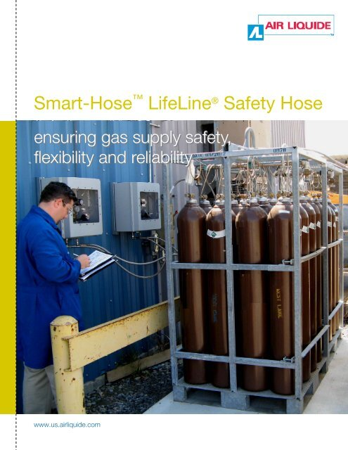 Smart Hose Brochure 031708.pub - Scott Specialty Gases