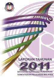 Laporan Tahunan BTP 2011 - Bahagian Teknologi Pendidikan