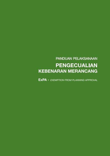 Panduan Pelaksanaan ExPA - JPBD