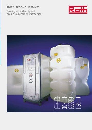 Roth stookolietanks - DS-Plastics