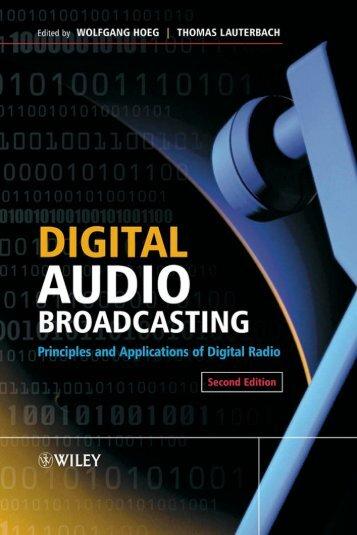 Digital Audio Broadcasting : Principles and Applications of Digital ...