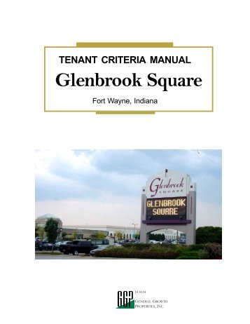 Glenbrook Square - General Growth Properties