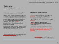 Newsletter Lernundenter Nr.66-3 - Nurse-Communication