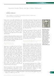 Angiotensin Receptor Blockers and Type 2 Diabetic Nephropathy