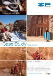 Read the case study about Petra. - Zoller+Fröhlich