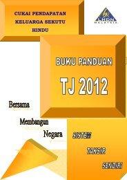 Buku Panduan TJ 2012 - LHDN