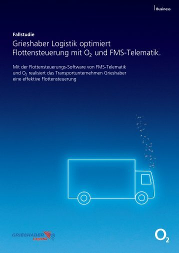Fallstudie - Grieshaber Logistik AG