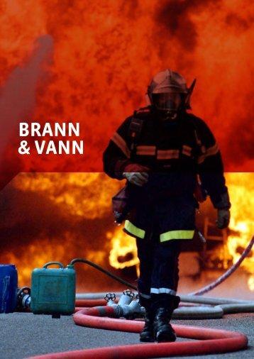 brann & Vann - Buskerud Brannservice