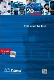 This must be love. - HS Schoch