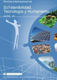 Revista internacional de sostenibilidad, tecnología y humanismo