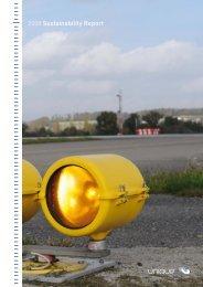 2008 Sustainability Report - Zurich Airport