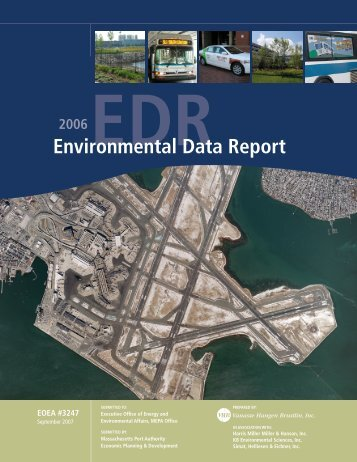 Environmental Data Report - OBSA