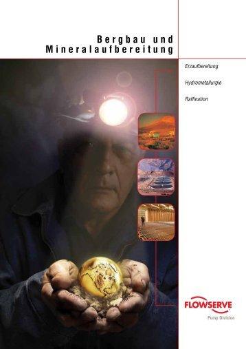 Bergbau und Mineralaufbereitung - Flowserve Corporation