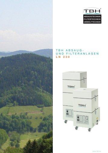LN 230 - F. Huhn & Sohn GmbH