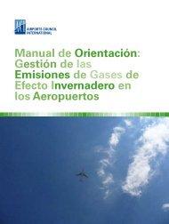 Gestión de las Emisiones de Gases de Efecto Invernadero - ACI