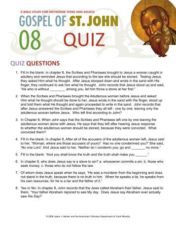 study bible questions chapter 1 Flashcards and ... - Quizlet