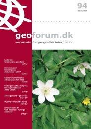 94 geoforum.dk - GeoForum Danmark
