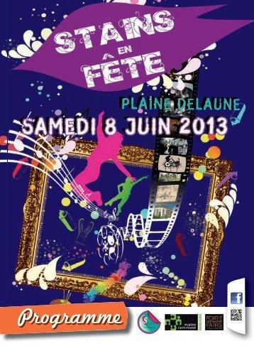 Stains en fête du 8 juin 2013 - Ville de Stains