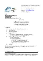 02773 / 432 30, Fax: D - Ländliche Reiter und Fahrer in ...