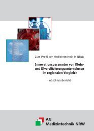 AG Medizintechnik NRW