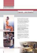 Ergonomisch sitzen - Arcor.de - Seite 2
