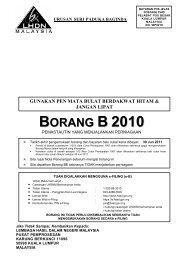 B 2010 - Lembaga Hasil Dalam Negeri