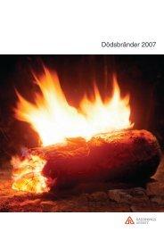 Dödsbränder 2007