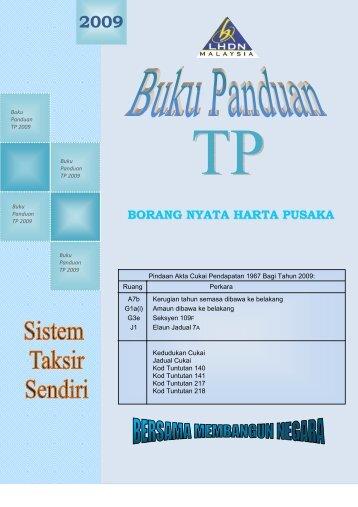 Buku Panduan TP 2009 - Lembaga Hasil Dalam Negeri