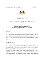 Perubahan Skim Perkhidmatan Pembantu Penilaian Gred ... - JPA