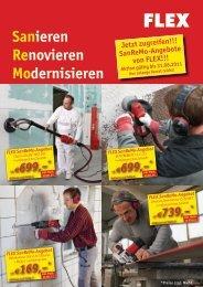 Sanieren Renovieren Modernisieren Jetzt zugreifen!!!